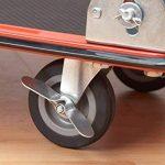 Meister 8985400 Chariot plateforme Pliable 150 kg de la marque Meister image 2 produit