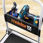 Meister 8985540 Chariot plateforme Pliable 300 kg de la marque Meister image 3 produit