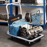 Meister 8985540 Chariot plateforme Pliable 300 kg de la marque Meister image 6 produit