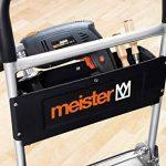 Meister 8985620 Chariot plateforme cut-off - pliable 150 kg de la marque Meister image 3 produit