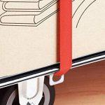 Meister 8985620 Chariot plateforme cut-off - pliable 150 kg de la marque Meister image 4 produit
