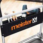 Meister 8985630 Chariot plateforme cut-off pliable 300 kg de la marque Meister image 3 produit