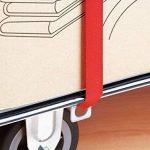 Meister 8985630 Chariot plateforme cut-off pliable 300 kg de la marque Meister image 4 produit