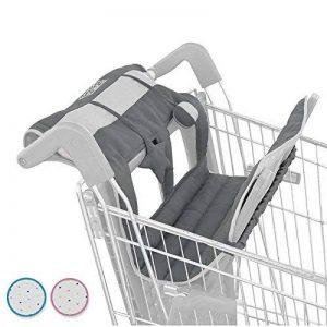 Monsieur Bébé ® Protège chariot pour enfant + Jouets - 3 coloris - Norme CE de la marque Monsieur Bébé image 0 produit