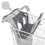 Monsieur Bébé ® Protège chariot pour enfant + Jouets - 3 coloris - Norme CE de la marque Monsieur Bébé image 4 produit