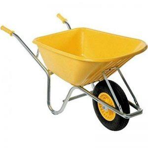 multi-tâches 0000356brouette multifonction Indestructible, jaune de la marque Altrad image 0 produit