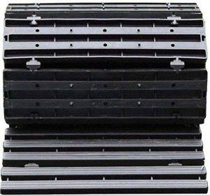 MUNDUS Chemin potager Noir 150 x 30 x 1,5 cm de la marque Mundus image 0 produit