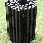 MUNDUS Chemin potager Noir 150 x 30 x 1,5 cm de la marque Mundus image 2 produit