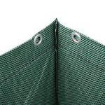 MVPOWER 3 x 272L Sac de Jardin Sac de Déchets de Jardin en PE Solide - Autoportante et Pliable - Sacs Poubelle pour les Déchets de Jardin Feuillage de Pelouse Vert Coupe -Réutilisable (3xSac) de la marque MVpower image 3 produit