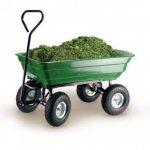 OSE Chariot de jardin/bûches capacité 120 kg de la marque OSE image 2 produit