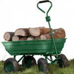 OSE Chariot de jardin/bûches capacité 120 kg de la marque OSE image 3 produit