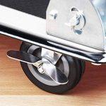 petit chariot à roulettes pliable TOP 2 image 2 produit