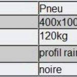 pneu brouette TOP 2 image 1 produit