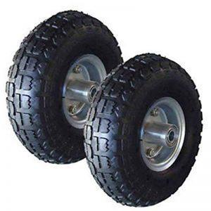 pneu plein pour brouette TOP 2 image 0 produit