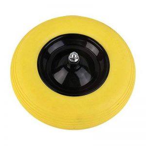 pneu plein pour brouette TOP 4 image 0 produit