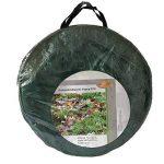PopUp Sac à déchets de jardin gazon Sac Vert Coupe Sac Sac pour déchets de jardin 270l rond Feuilles – de la marque Mojawo image 1 produit