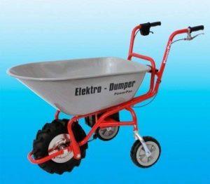 Powerpac ED120 Brouette à moteur électrique de la marque PowerPac Baumaschinen GmbH image 0 produit