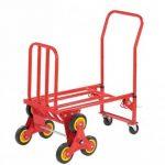 Powertek Chariot multifonction à 3 roues, Diable pour jardin ou utilisation en intérieur de la marque Gablemere image 1 produit