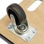 PrimeMatik - Plateforme de Chariot et Chargement avec roulettes 600 x 400 mm 4-Pack de la marque PrimeMatik.com image 5 produit