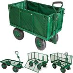 ProBache - Chariot remorque de jardin très grande capacité 300 kg avec bâche de la marque Probache image 1 produit