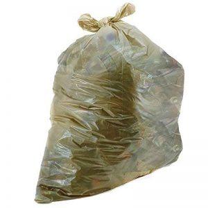 Propac z-snu86a Sac poubelle grands en PE, transparent, 46x 120cm, boîte de 125 de la marque Propac image 0 produit