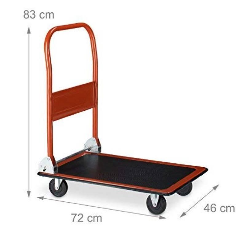 DKB pliable diable Alu Pliante Chariot de Transport Charette Compact /& robuste
