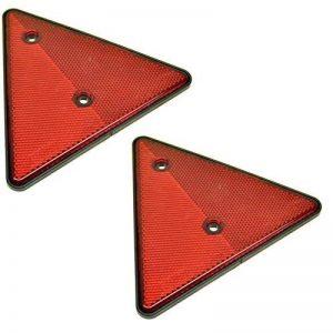 Remorque réfléchissants triangulaires Triangles réflecteurs (paire) TR051 de la marque A B Tools image 0 produit