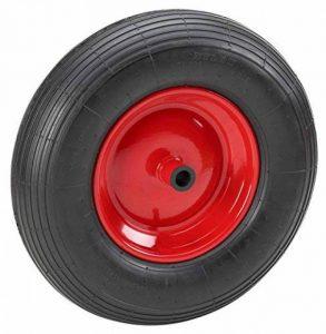 roue brouette TOP 3 image 0 produit