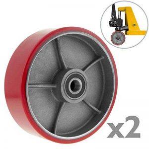 roue chariot élévateur TOP 9 image 0 produit