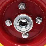 roue de brouette increvable avec axe TOP 9 image 3 produit