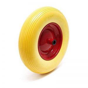 roue de brouette increvable TOP 1 image 0 produit
