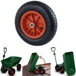 roue pour brouette de jardin TOP 3 image 1 produit