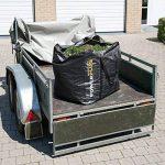 Sac à sac charges lourdes Tissu feuillus Sac pour déchets de jardin 270 l de la marque KREATOR image 2 produit