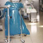 Sacs poubelle iLP 120 L - extrêmement résistant - rouleau de 25 - type 100 extra - sacs à ordures XXL sac pour déchets - 70 ? - 700x1100 mm - LDPE - bleu de la marque iLP image 4 produit