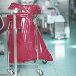 Sacs poubelle ProfessionalTree 120 L - extrêmement résistant - rouleau de 25 - type 100 extra - sacs à ordures XXL sac pour déchets - 70μ - 700x1100 mm - LDPE - rouge de la marque ProfessionalTree image 2 produit