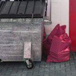 Sacs poubelle ProfessionalTree 120 L - extrêmement résistant - rouleau de 25 - type 100 extra - sacs à ordures XXL sac pour déchets - 70μ - 700x1100 mm - LDPE - rouge de la marque ProfessionalTree image 3 produit