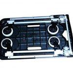Safetool Manutention Chariot pliant en polypropylène capacité 140 kg 670 x 405 mm Noir de la marque Safe Tool image 2 produit