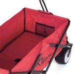 SAMAX Chariot de transport à main offroad rouge - différentes versions de la marque SAMAX image 4 produit