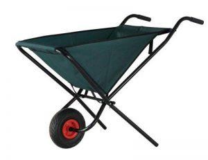 Siena Garden 601882pliable diable acier charge maxi 30kg Noir/vert de la marque Siena Garden image 0 produit