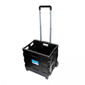 Silverline 633400 Chariot-caisse pliant 25 kg de la marque Silverline image 0 produit