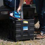 Silverline 633400 Chariot-caisse pliant 25 kg de la marque Silverline image 3 produit