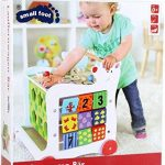 Small foot company 7393 - Rollers - Cube Actif Sur Roulettes - Ours de la marque Small foot company image 3 produit