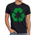 style3 Recycle T-Shirt Homme leonard sheldon de la marque style3 image 2 produit
