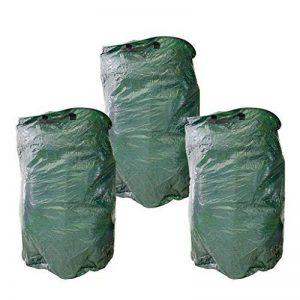Talk-Point–Sac de jardin 120l Jardin gazon Sac Sac Sac Sac poubelle gazon, lavable, résistant aux intempéries vert de la marque G&M image 0 produit