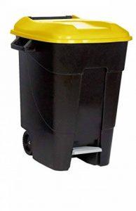 Tayg Conteneur à déchets verts 100l. Am. C/pédale de la marque Tayg image 0 produit