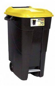 Tayg Conteneur à déchets verts 120l. Am. C/pédale de la marque Tayg image 0 produit