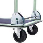 TecTake Chariot plateforme | pliable | Patin en caoutchouc antidérapant | -diverses modèles- de la marque TecTake image 5 produit