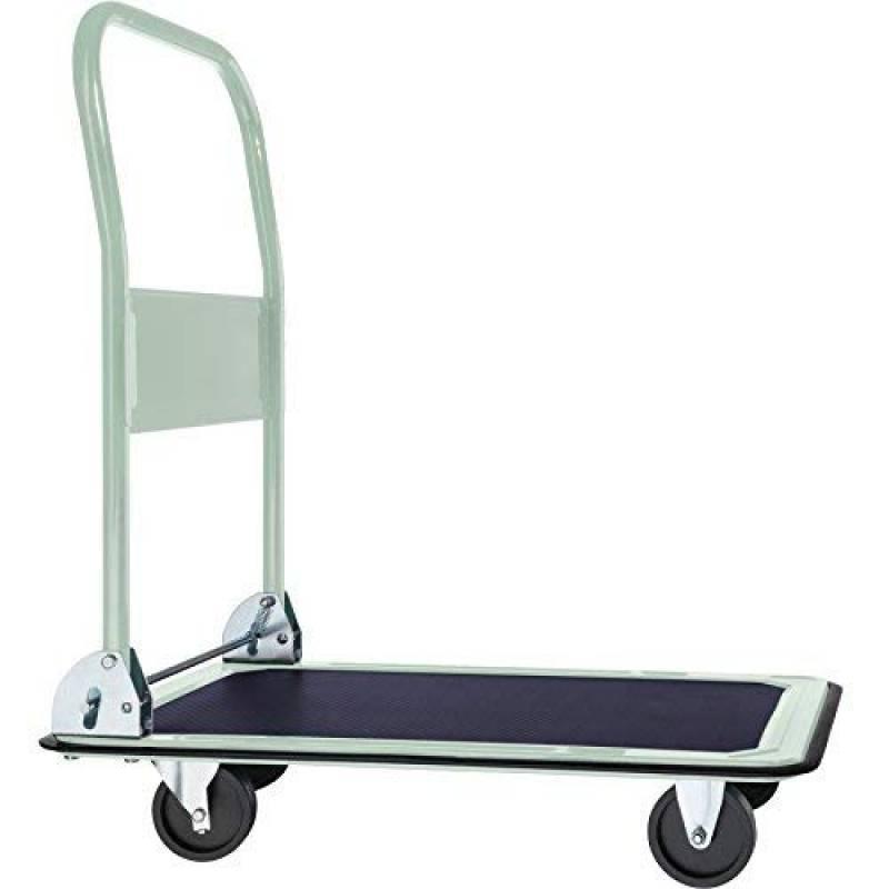 Mophorn Chariot /à poutre 0,5 t poussante Chariot /à rouleau manuel de capacit/é 1100lbs Outil de manutention en acier solide