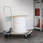 TecTake Chariot plateforme | pliable | Patin en caoutchouc antidérapant | -diverses modèles- de la marque TecTake image 1 produit