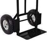 TecTake Diable professionnel Chariot transport pour sac 200kg de la marque TecTake image 4 produit